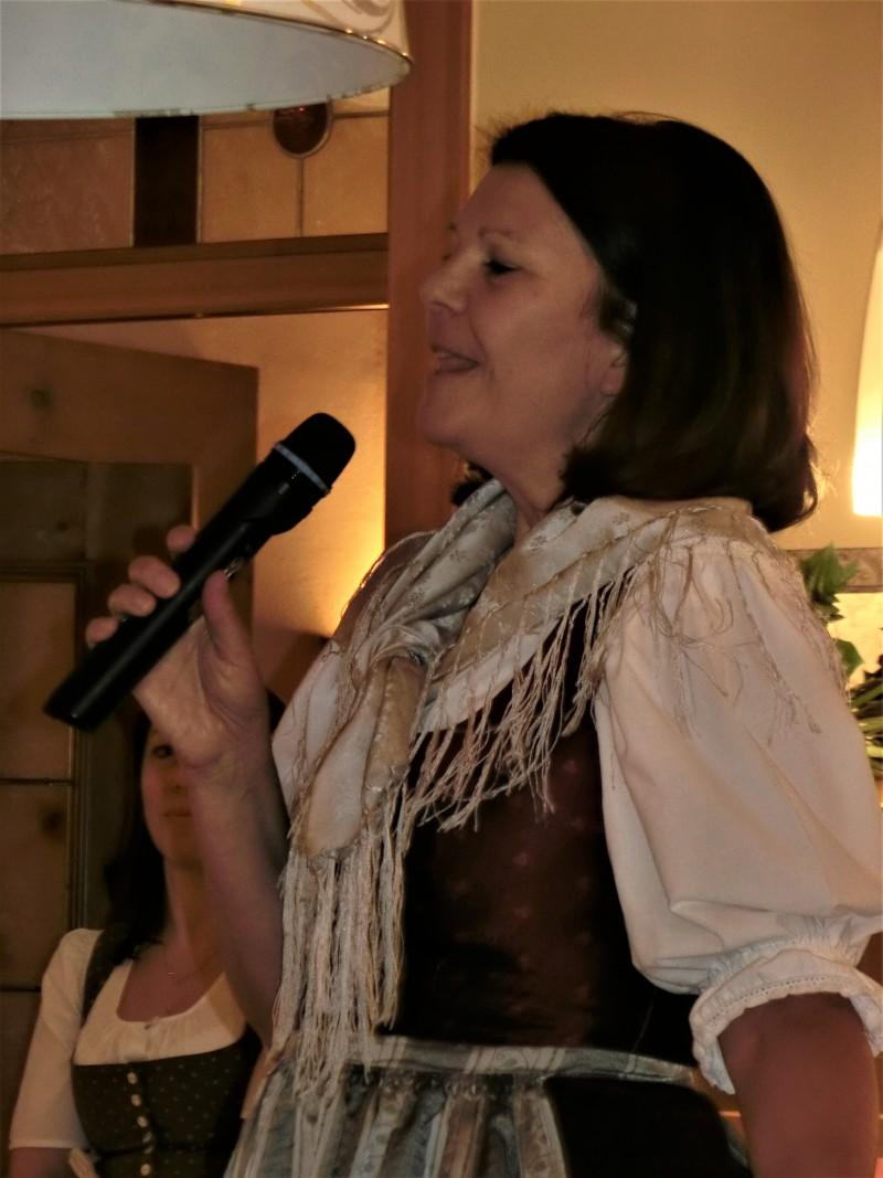Opening speech Mag. Andrea Ristl
